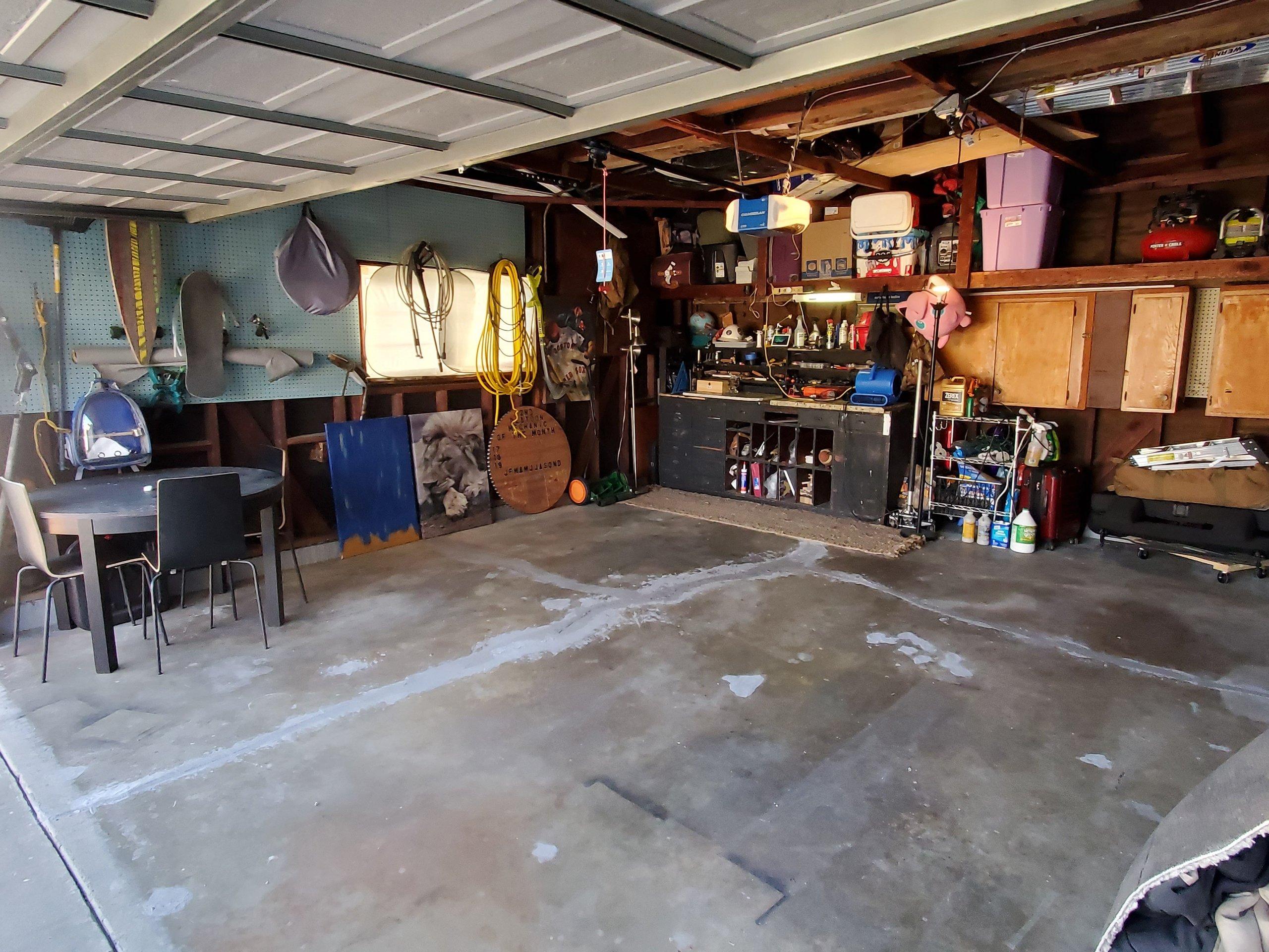 6x3 Garage self storage unit