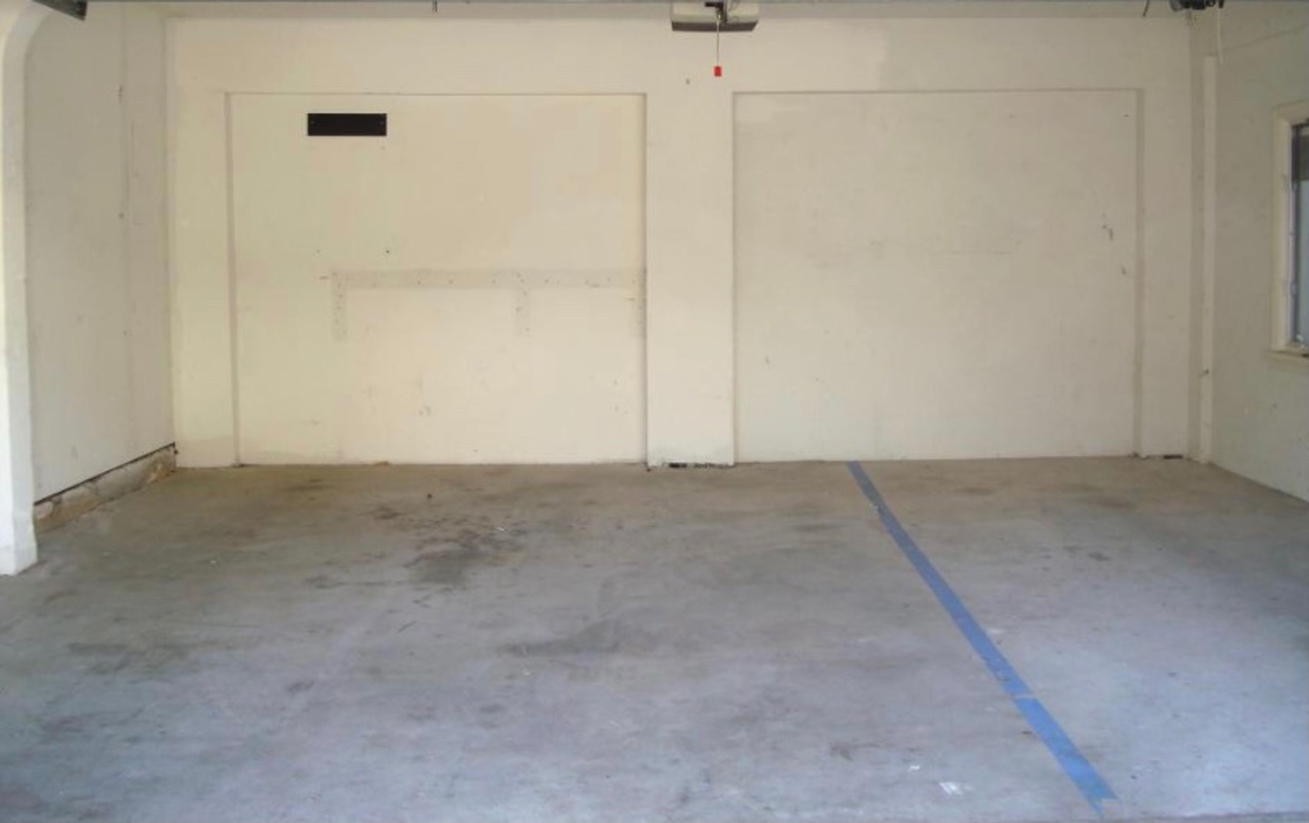 22x10 Garage self storage unit