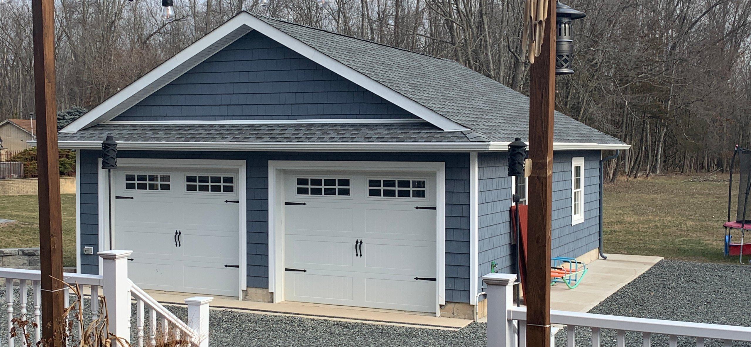 80x60 Garage self storage unit