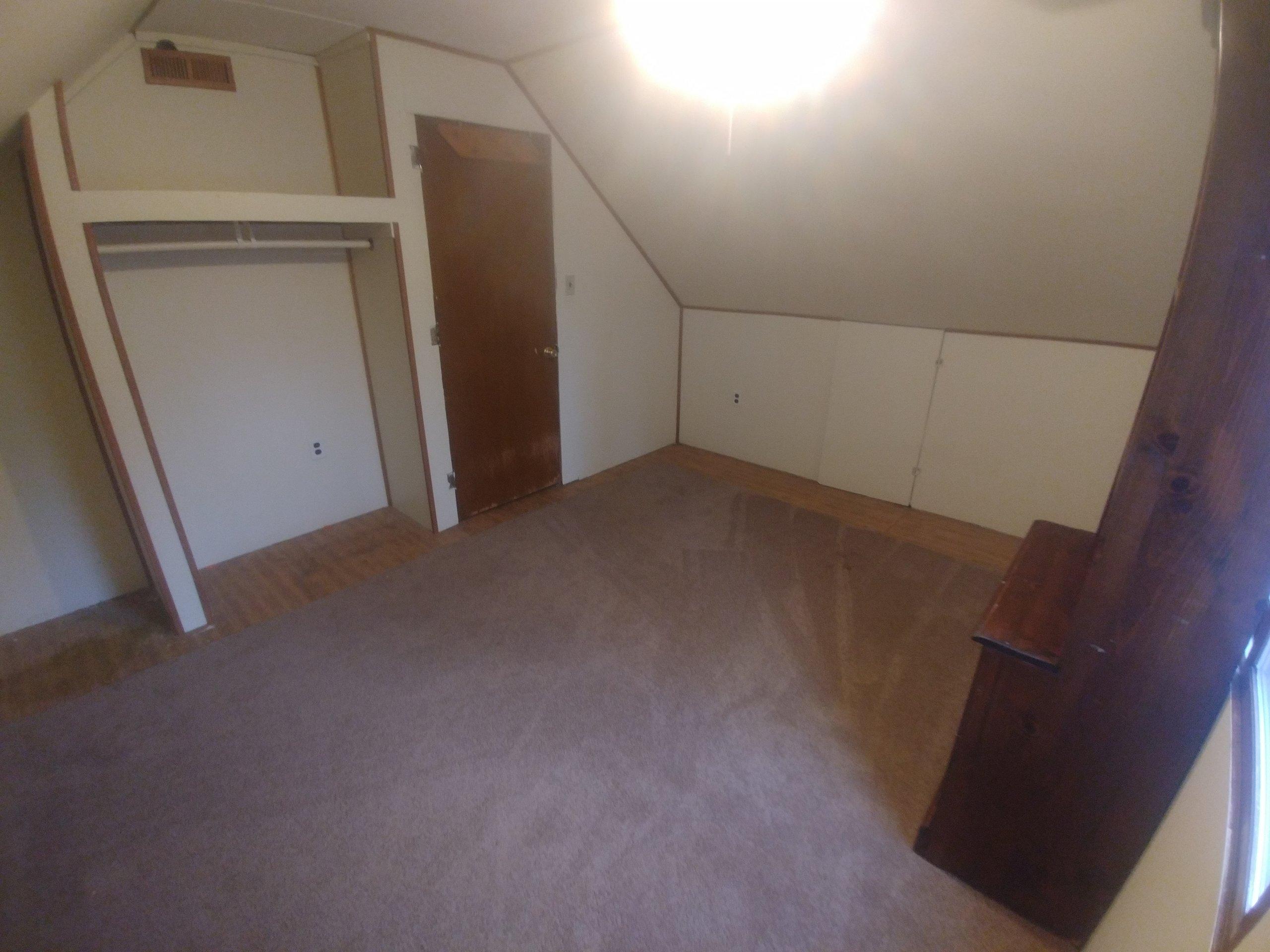 10x14 Bedroom self storage unit