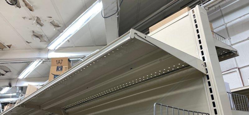 4x1 Warehouse self storage unit
