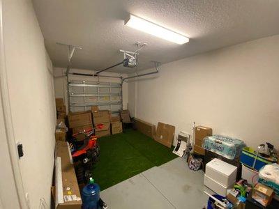 36x10 Garage self storage unit