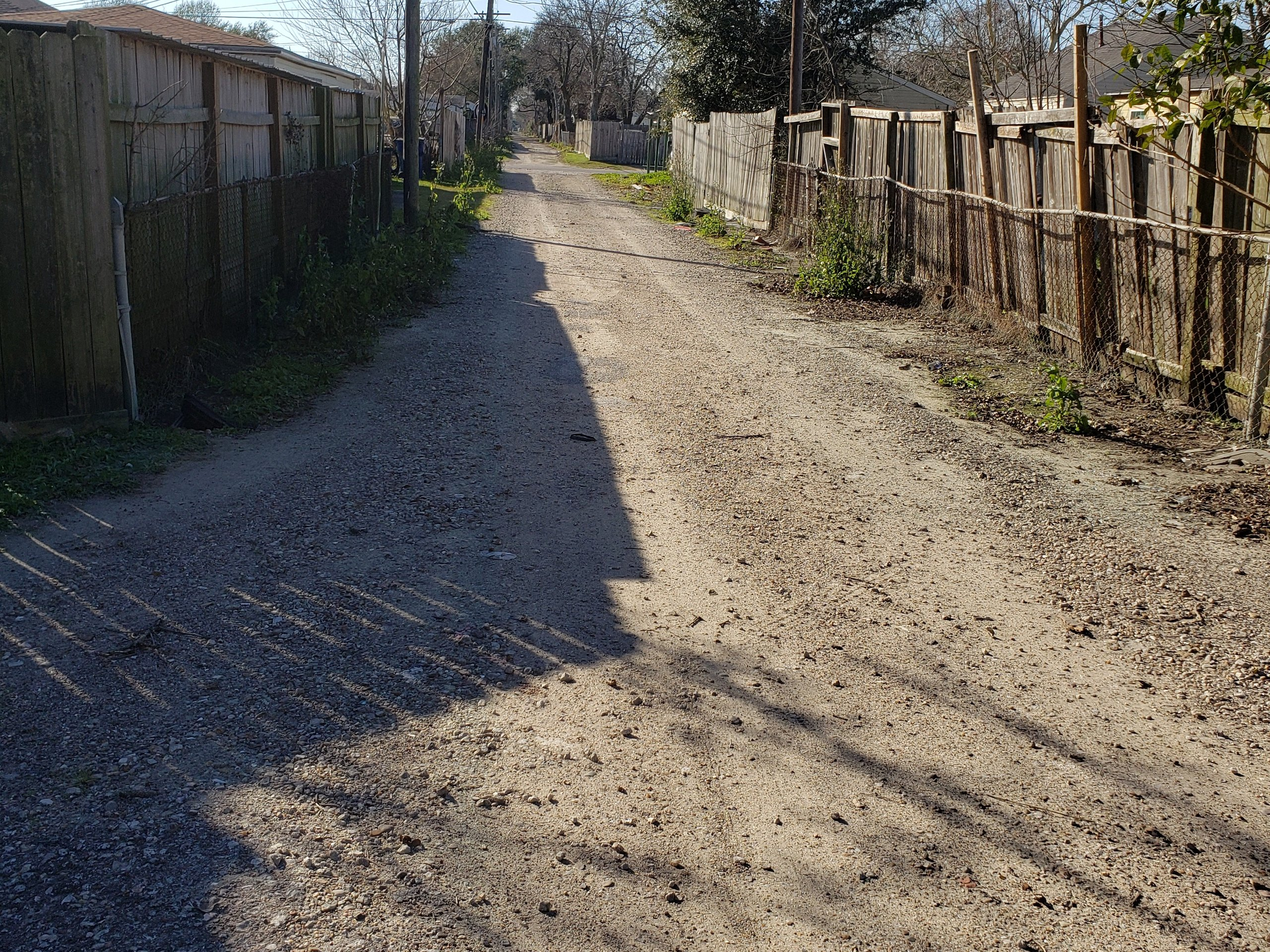 125x50 Unpaved Lot self storage unit