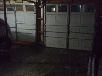 20x15 Garage self storage unit