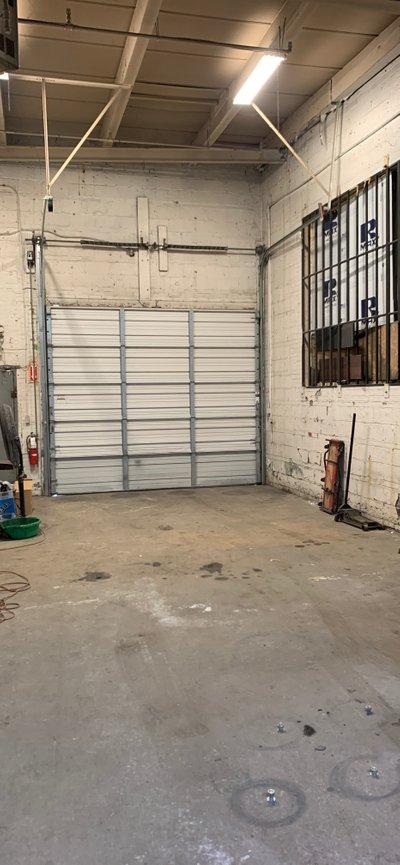 40x40 Warehouse self storage unit