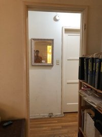 6x3 Bedroom self storage unit