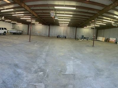25x25 Warehouse self storage unit