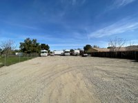 20x20 Unpaved Lot self storage unit