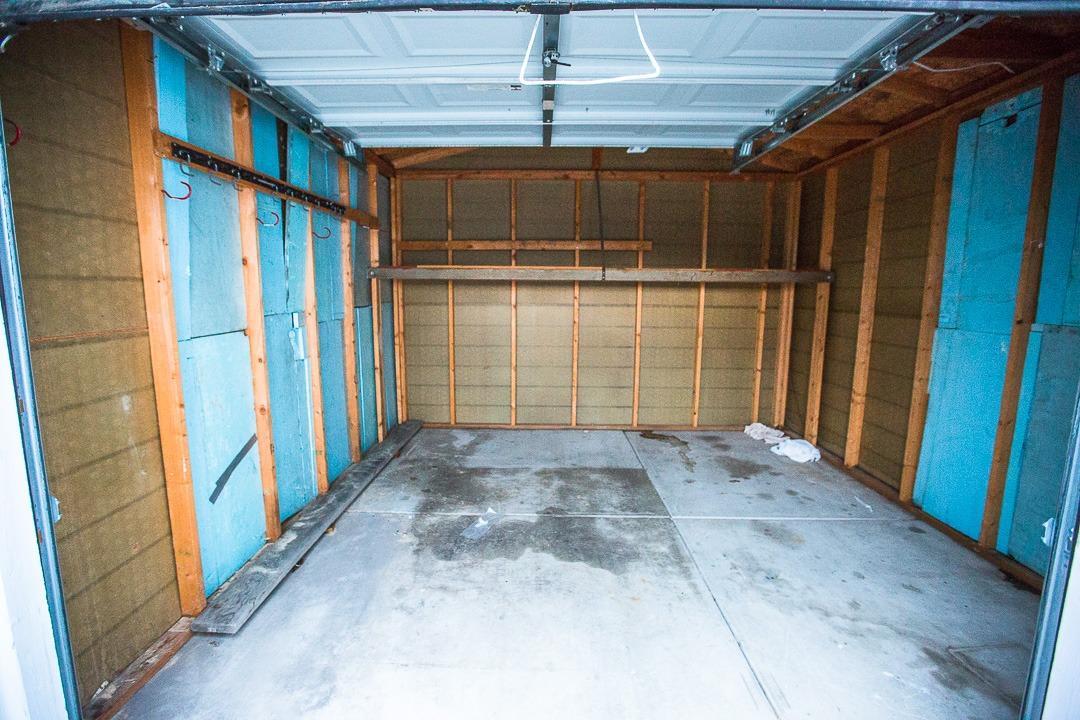 12x11 Garage self storage unit