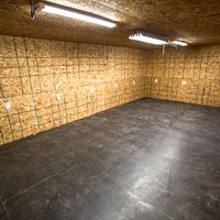 12x11 Shed self storage unit