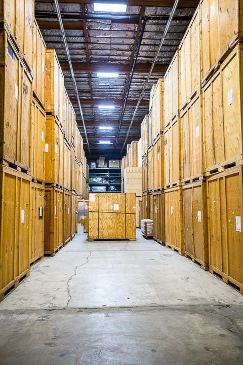 7x5 Storage Facility self storage unit