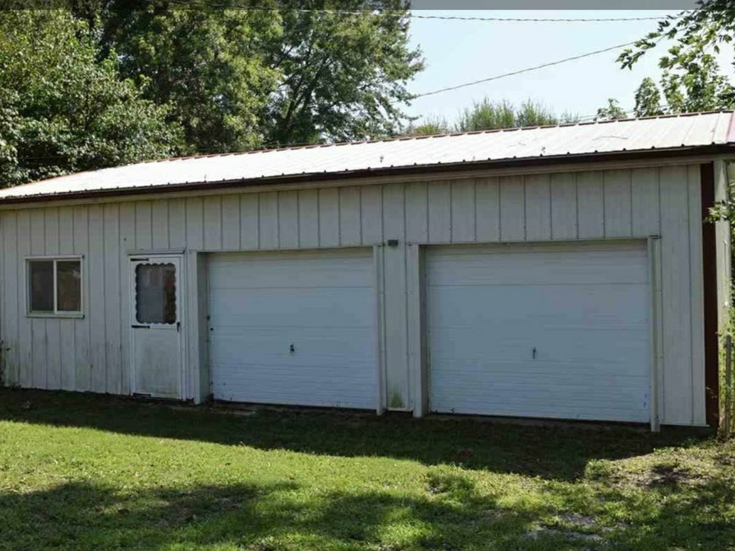 22x9 Garage self storage unit
