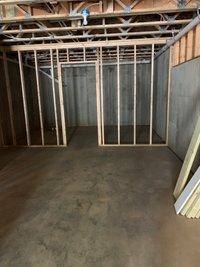27x26 Basement self storage unit