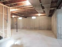 55x12 Basement self storage unit