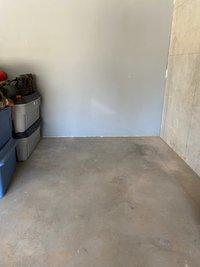 8x6 Garage self storage unit
