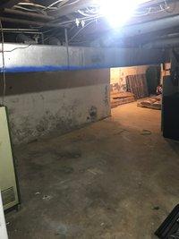 12x12 Basement self storage unit