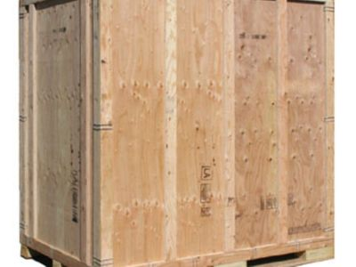 5x8 Shipping Container self storage unit