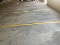 20x19 Parking Lot self storage unit