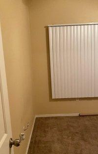 6x6 Bedroom self storage unit