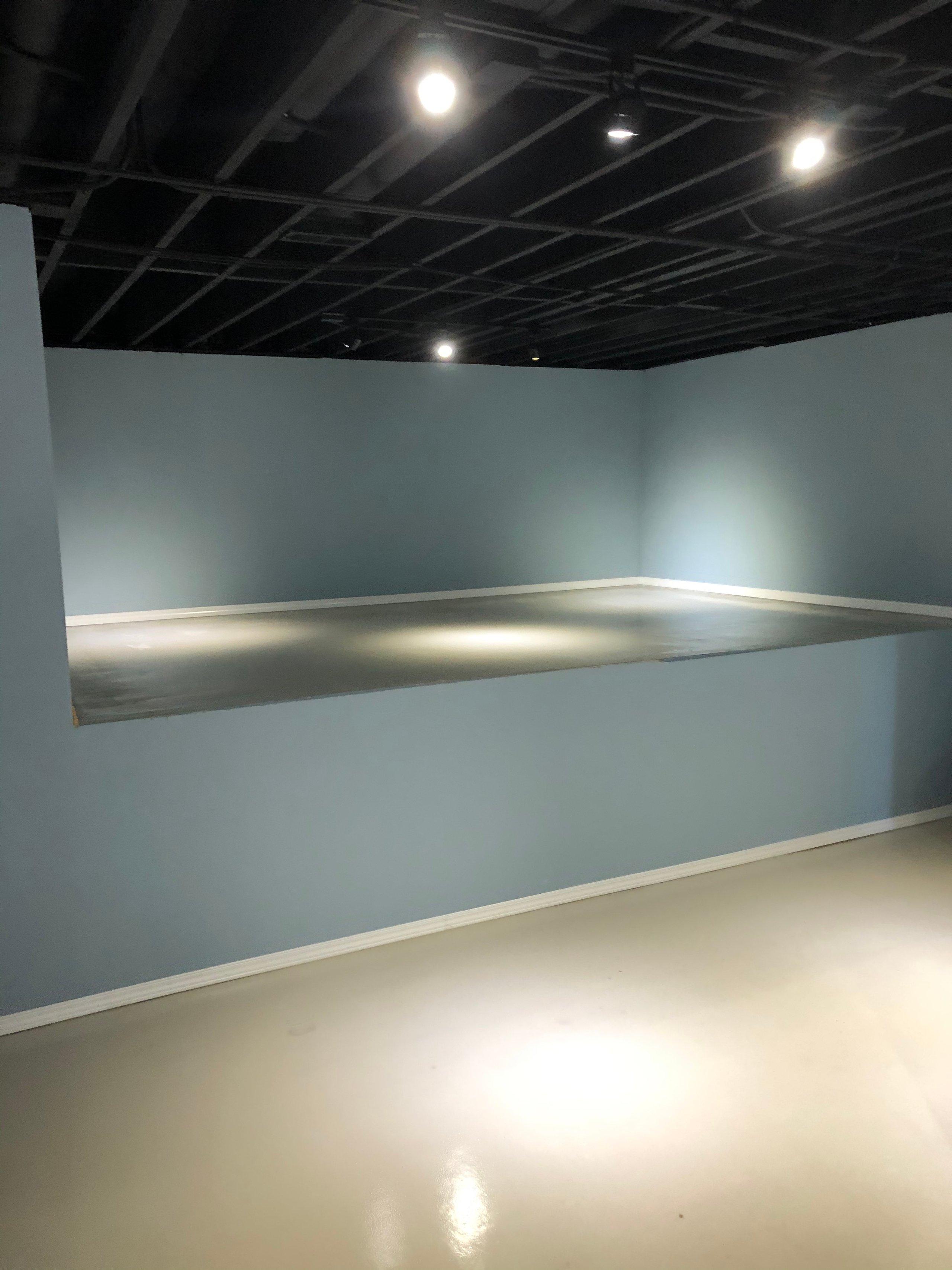 22x14 Basement self storage unit