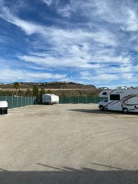 35x11 Parking Lot self storage unit