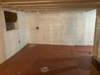 10x15 Basement self storage unit