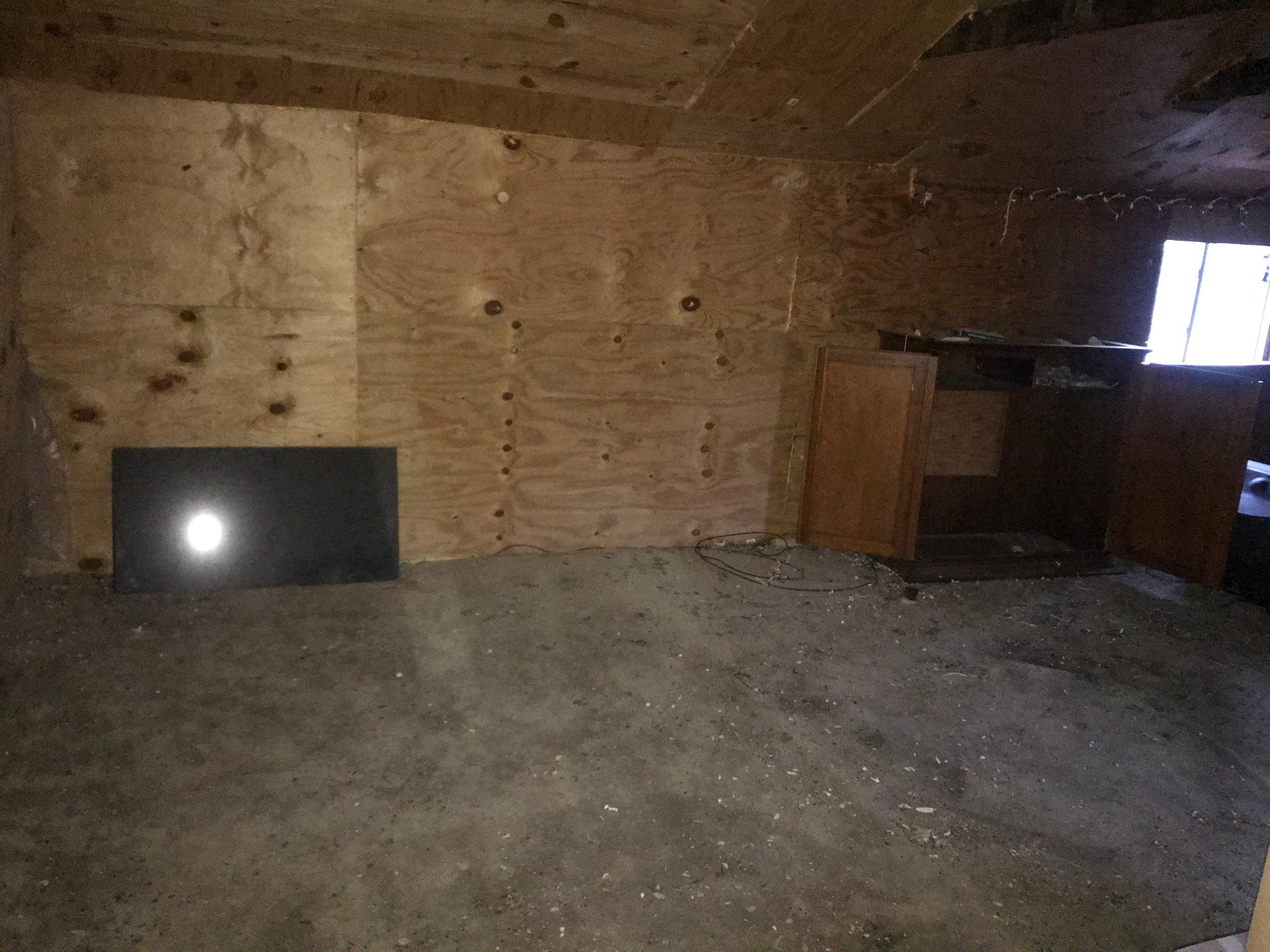 12x20 Shed self storage unit