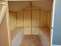 8x6 Shed self storage unit