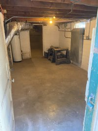 30x9 Basement self storage unit