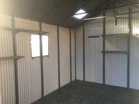 12x10 Shed self storage unit