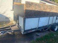 48x48 Unpaved Lot self storage unit