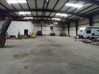 150x80 Warehouse self storage unit