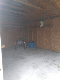 19x11 Shed self storage unit