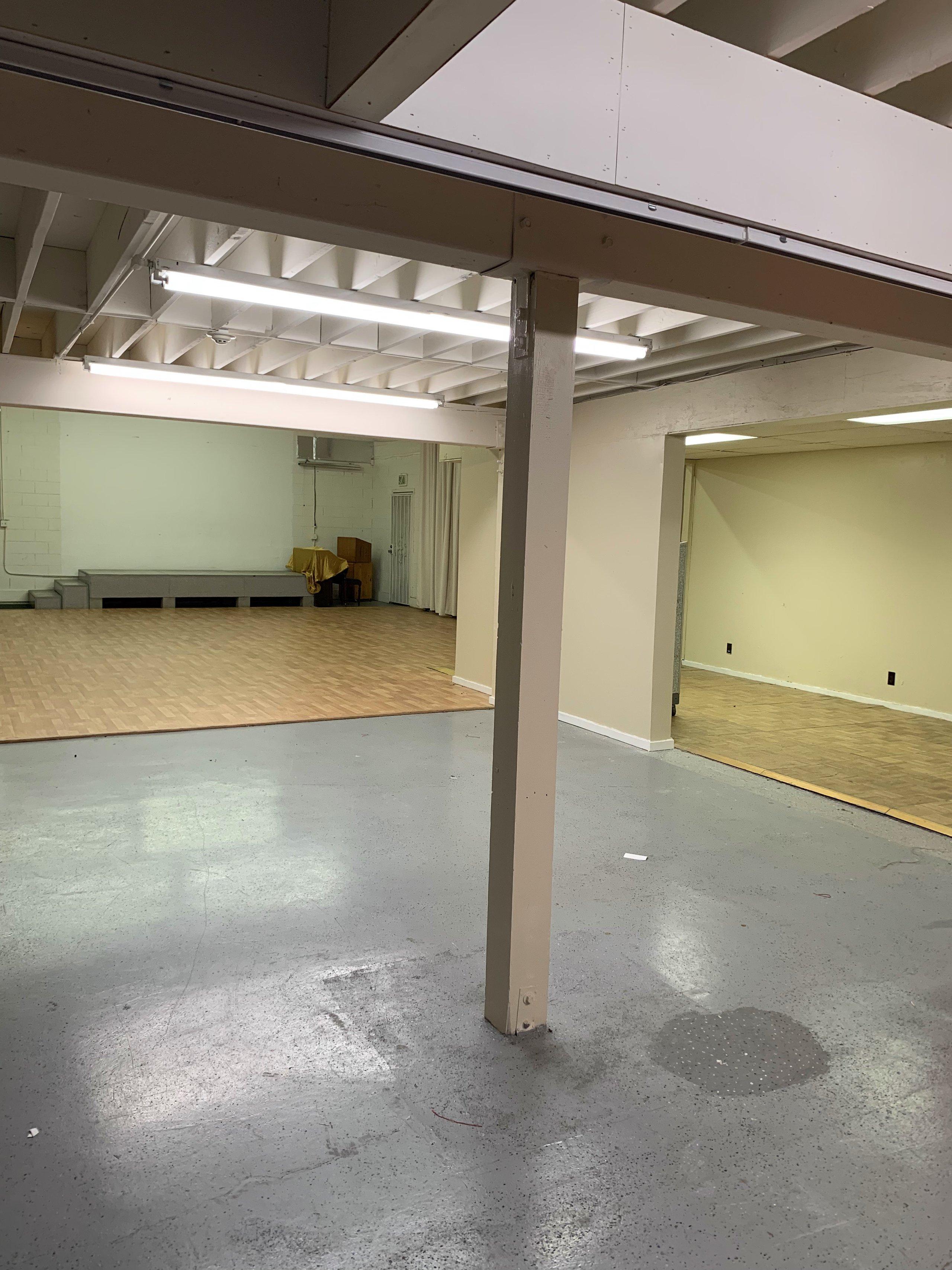 68x29 Warehouse self storage unit