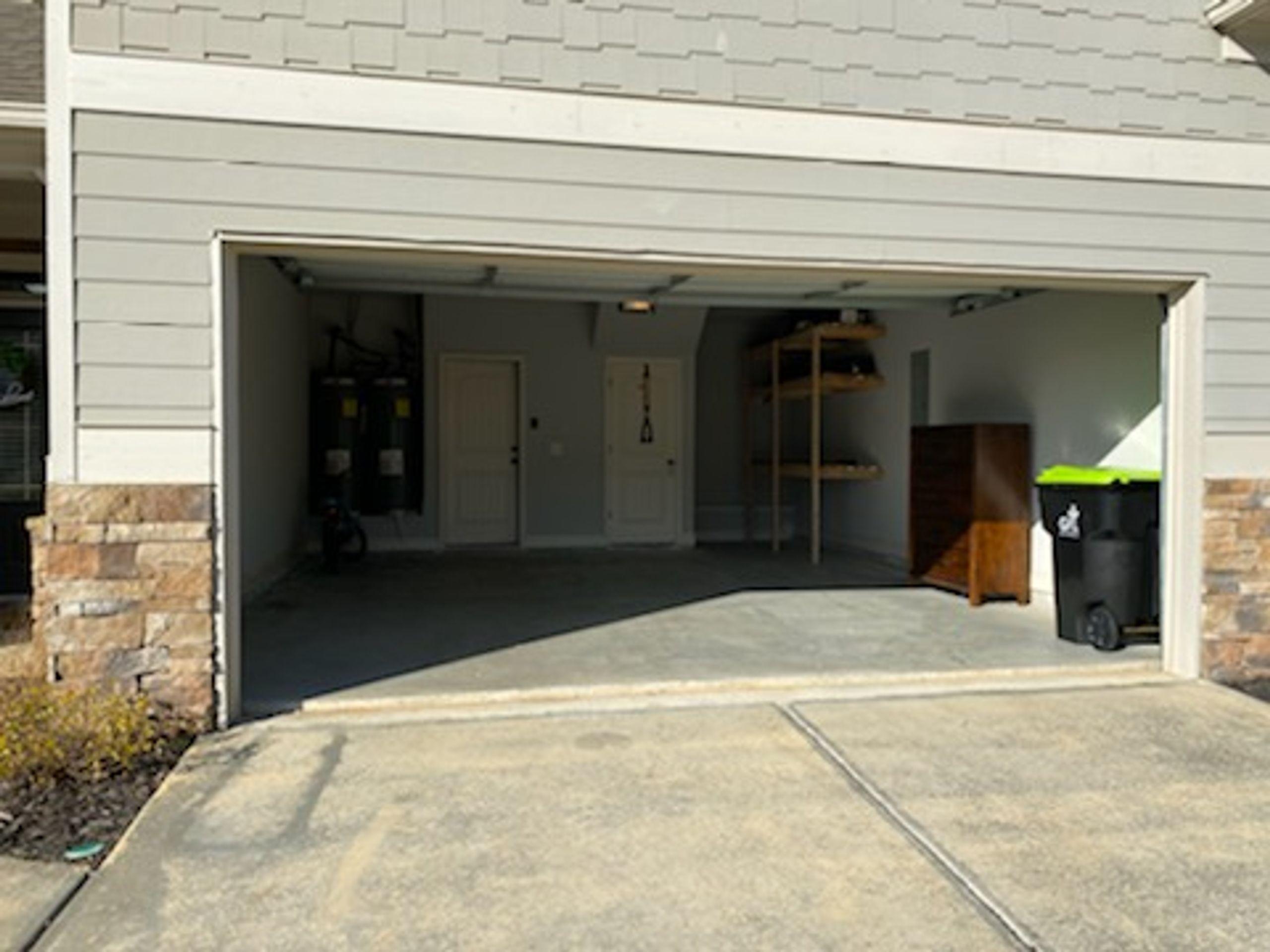 9x18 Garage self storage unit