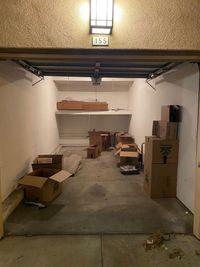 15x10 Garage self storage unit