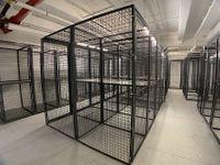 7x4 Self Storage Unit self storage unit