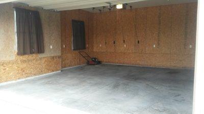24x32 Garage self storage unit