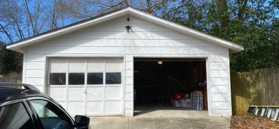 18x14 Garage self storage unit