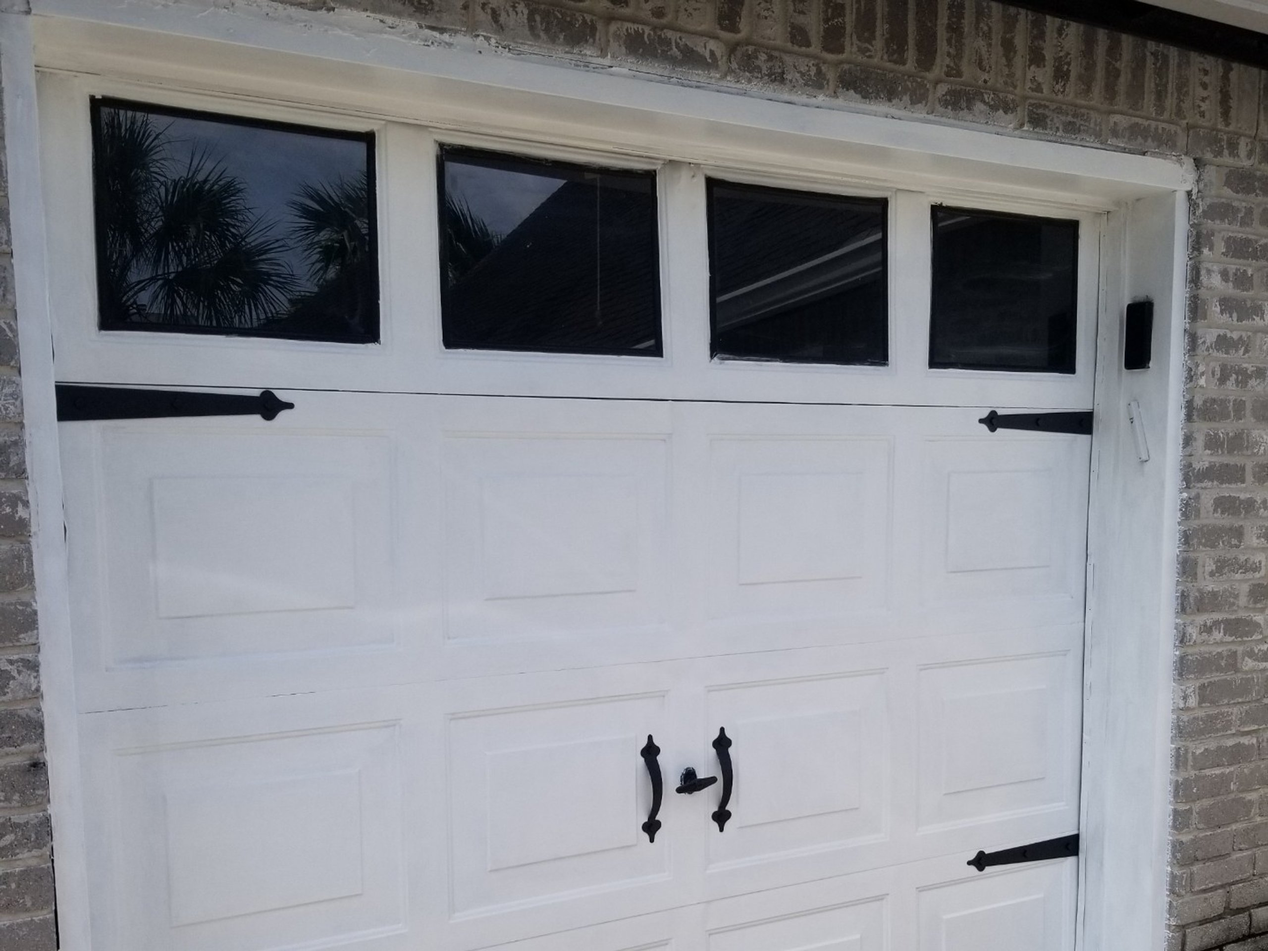 10x24 Garage self storage unit