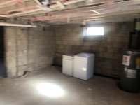 30x30 Basement self storage unit
