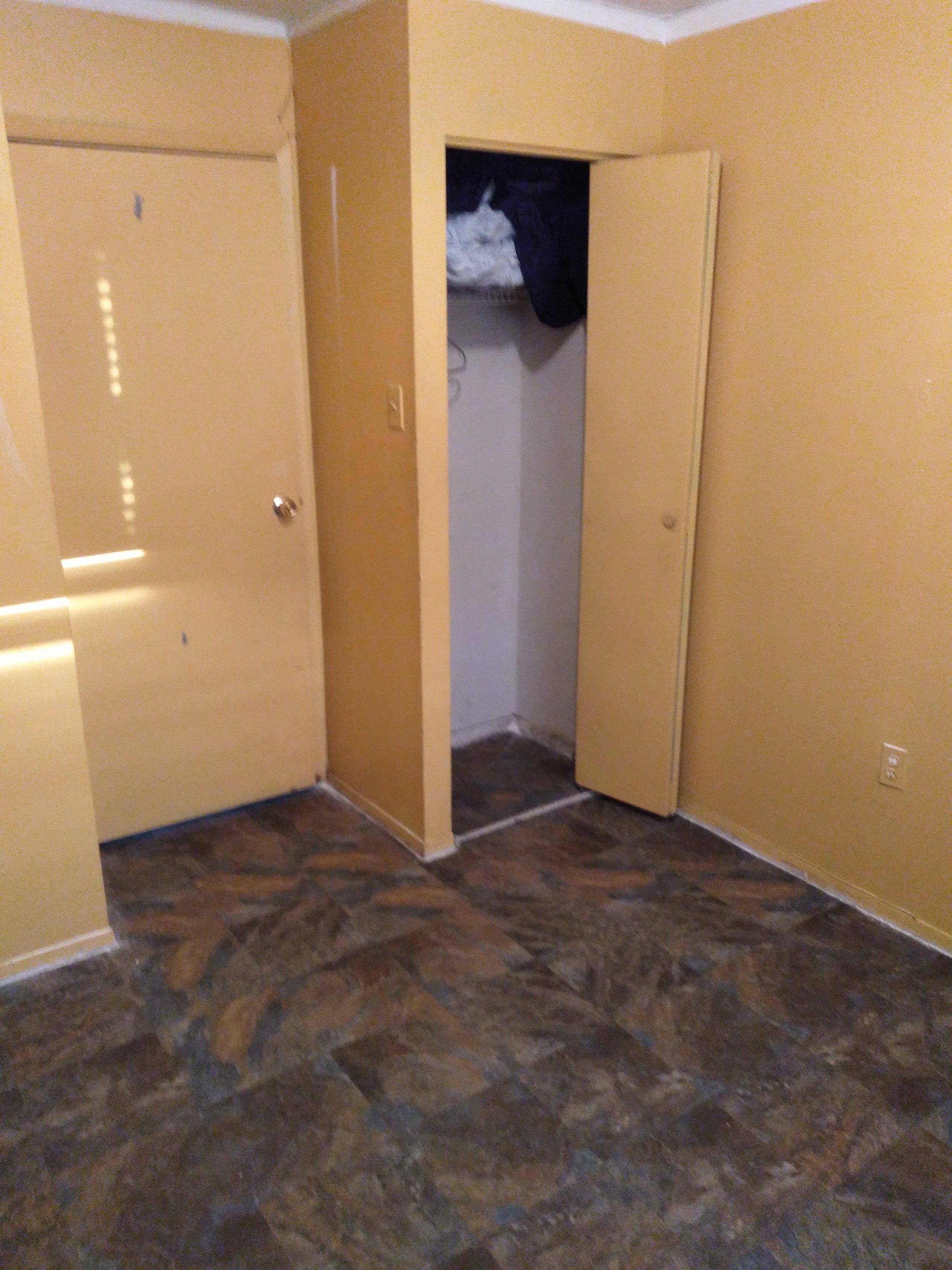 9x11 Bedroom self storage unit