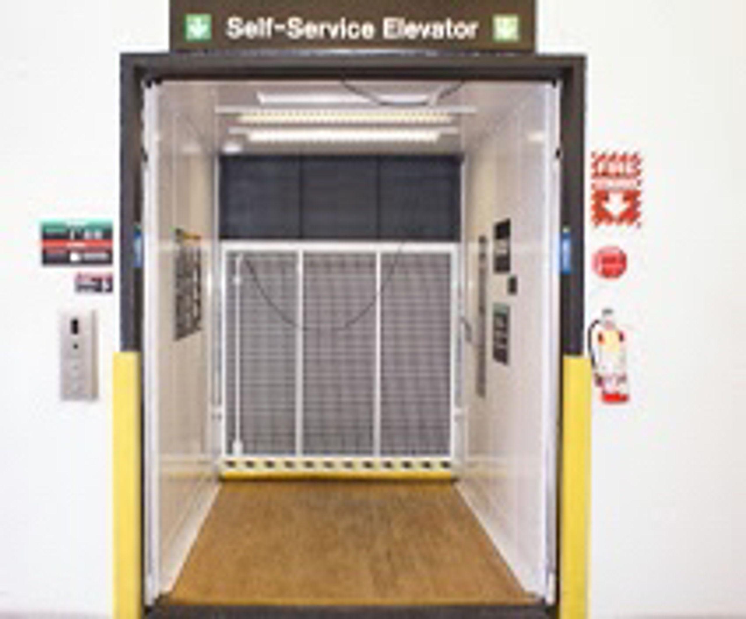 5x7 Self Storage Unit self storage unit