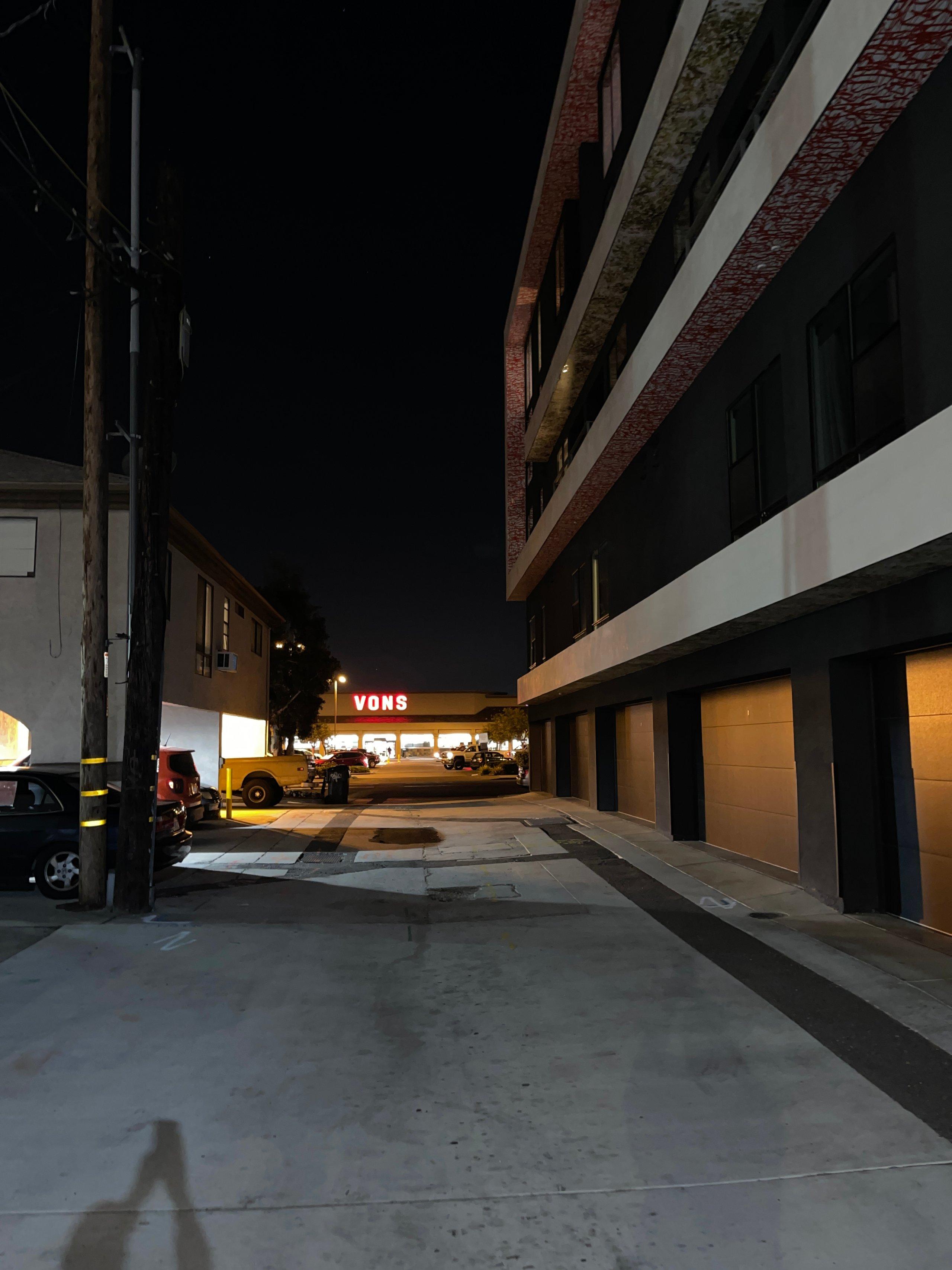 12x12 Driveway self storage unit