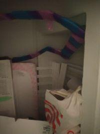 3x4 Closet self storage unit