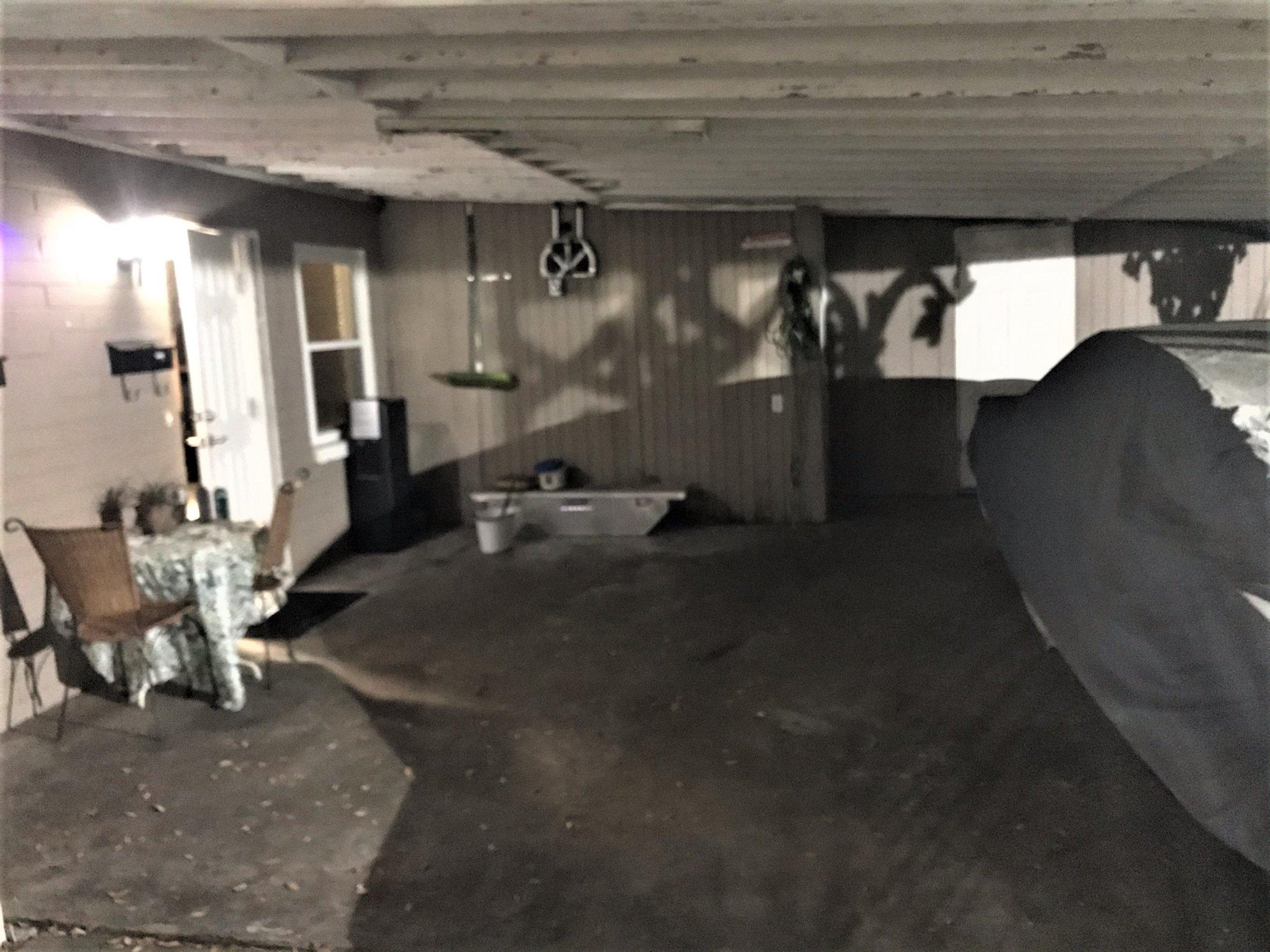 30x18 Carport self storage unit
