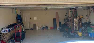 20x19 Garage self storage unit