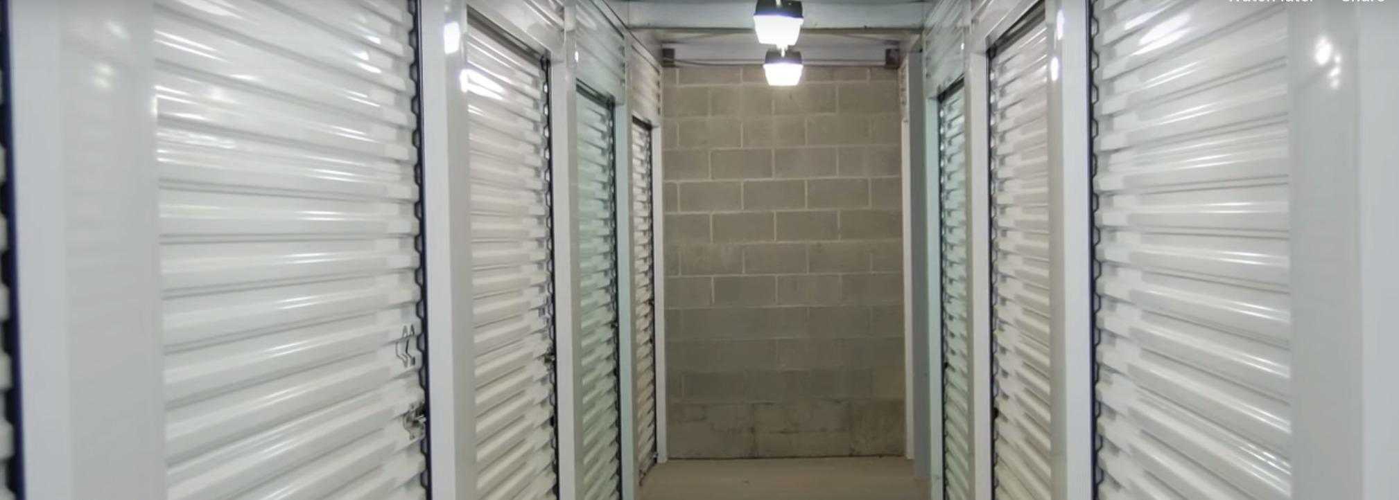 10x5 Storage Facility self storage unit
