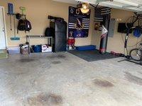 20x21 Garage self storage unit