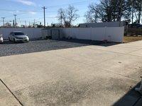 10x50 Parking Lot self storage unit
